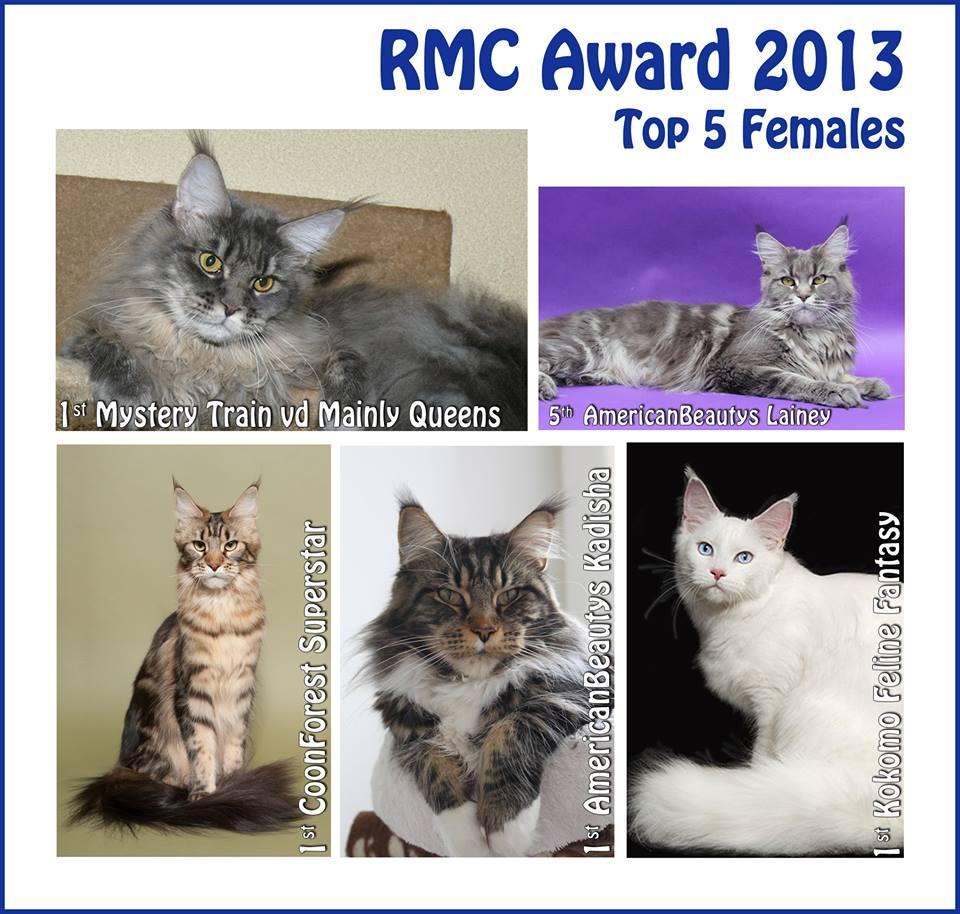 RMC Award 2013 Poezen