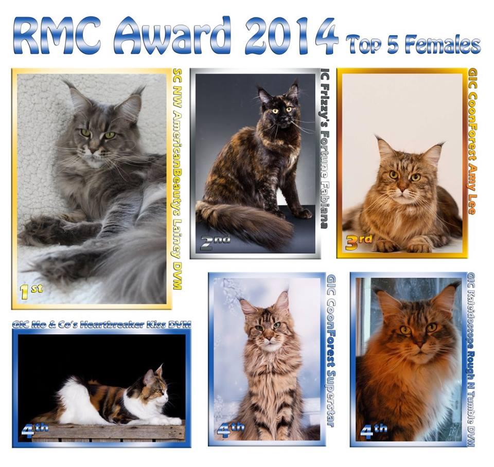 RMC Award 2014 Poezen